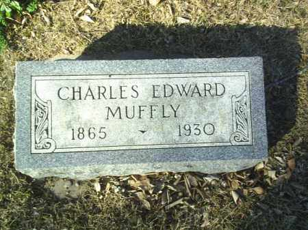 MUFFLY, CHARLES EDWARD - Madison County, Nebraska | CHARLES EDWARD MUFFLY - Nebraska Gravestone Photos