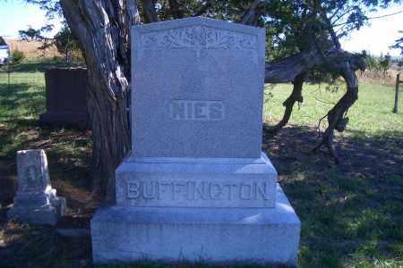 NIES, UNKNOWN - Madison County, Nebraska | UNKNOWN NIES - Nebraska Gravestone Photos