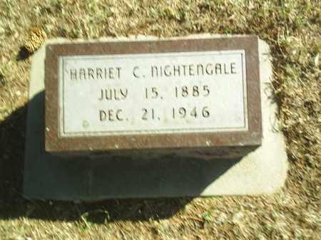 NIGHTENGALE, HARRIET - Madison County, Nebraska | HARRIET NIGHTENGALE - Nebraska Gravestone Photos