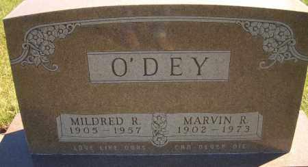 O'DEY, MARVIN R - Madison County, Nebraska | MARVIN R O'DEY - Nebraska Gravestone Photos