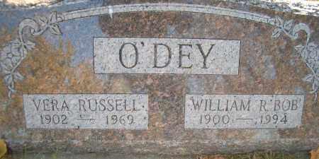 O'DEY, VERA - Madison County, Nebraska   VERA O'DEY - Nebraska Gravestone Photos
