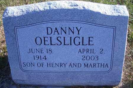 OELSLIGLE, DANNY - Madison County, Nebraska   DANNY OELSLIGLE - Nebraska Gravestone Photos