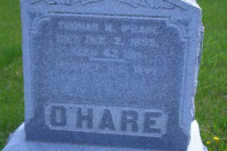 O'HARE, BRIDGET - Madison County, Nebraska | BRIDGET O'HARE - Nebraska Gravestone Photos