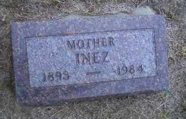 OMMERMAN, INEZ - Madison County, Nebraska | INEZ OMMERMAN - Nebraska Gravestone Photos