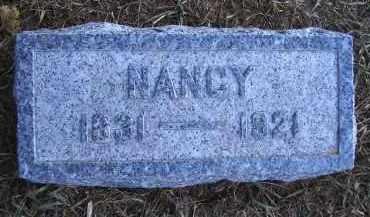 OMMERMAN, NANCY - Madison County, Nebraska | NANCY OMMERMAN - Nebraska Gravestone Photos