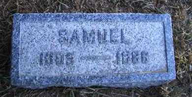 OMMERMAN, SAMUEL - Madison County, Nebraska | SAMUEL OMMERMAN - Nebraska Gravestone Photos