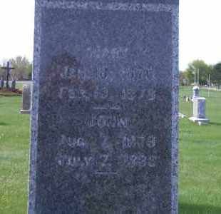 O'NEILL, JOHN - Madison County, Nebraska | JOHN O'NEILL - Nebraska Gravestone Photos