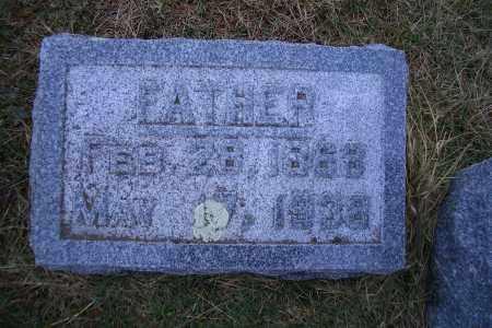 OSBORN, FATHER - Madison County, Nebraska | FATHER OSBORN - Nebraska Gravestone Photos