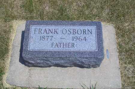 OSBORN, FRANK - Madison County, Nebraska | FRANK OSBORN - Nebraska Gravestone Photos