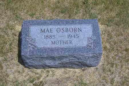 OSBORN, MAE - Madison County, Nebraska | MAE OSBORN - Nebraska Gravestone Photos