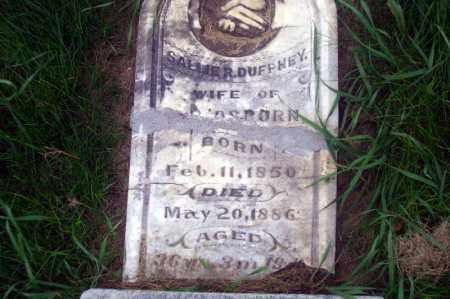OSBORN, SALLIE R. - Madison County, Nebraska | SALLIE R. OSBORN - Nebraska Gravestone Photos