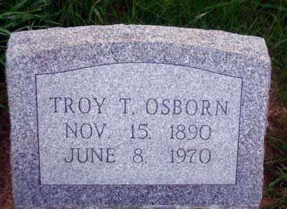 OSBORN, TROY T. - Madison County, Nebraska | TROY T. OSBORN - Nebraska Gravestone Photos