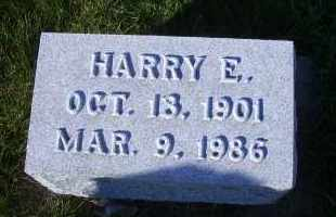 REEKER, HARRY E. - Madison County, Nebraska | HARRY E. REEKER - Nebraska Gravestone Photos