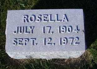 REEKER, ROSELLA - Madison County, Nebraska | ROSELLA REEKER - Nebraska Gravestone Photos