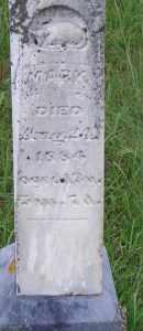 REEVES, MARK - Madison County, Nebraska   MARK REEVES - Nebraska Gravestone Photos
