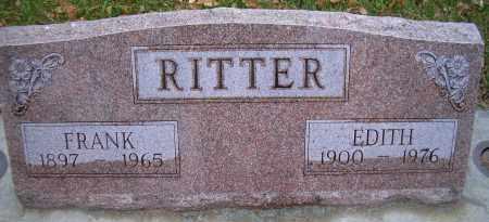 HAYES RITTER, EDITH - Madison County, Nebraska   EDITH HAYES RITTER - Nebraska Gravestone Photos
