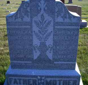 SCHEERGER, CAROLINE R. - Madison County, Nebraska | CAROLINE R. SCHEERGER - Nebraska Gravestone Photos