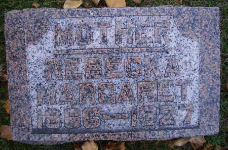 SCHULZE, REBECCA MARGARET - Madison County, Nebraska | REBECCA MARGARET SCHULZE - Nebraska Gravestone Photos