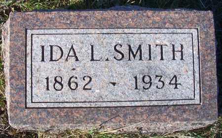 SMITH, IDA L - Madison County, Nebraska | IDA L SMITH - Nebraska Gravestone Photos
