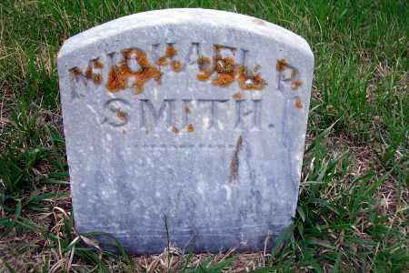SMITH, MICHAEL P. - Madison County, Nebraska   MICHAEL P. SMITH - Nebraska Gravestone Photos
