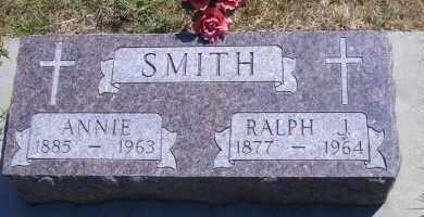 SMITH, ANNIE - Madison County, Nebraska | ANNIE SMITH - Nebraska Gravestone Photos