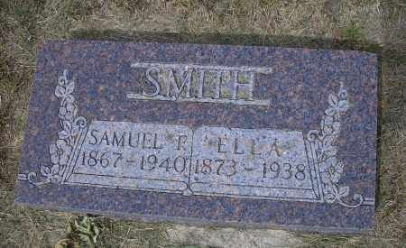 SMITH, SAMUEL F. - Madison County, Nebraska | SAMUEL F. SMITH - Nebraska Gravestone Photos