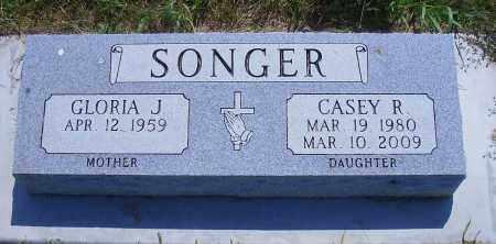 SONGER, CASEY R - Madison County, Nebraska | CASEY R SONGER - Nebraska Gravestone Photos
