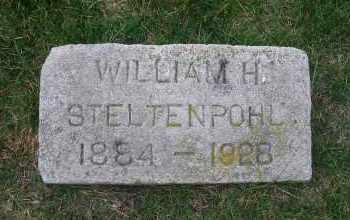 STELTENPOHL, WILLIAM H. - Madison County, Nebraska   WILLIAM H. STELTENPOHL - Nebraska Gravestone Photos
