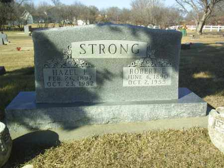 STRONG, HAZEL - Madison County, Nebraska | HAZEL STRONG - Nebraska Gravestone Photos