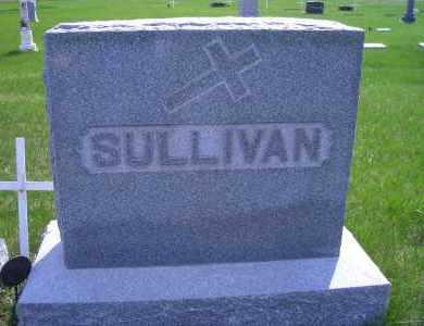 SULLIVAN, FAMILY MARKER - Madison County, Nebraska   FAMILY MARKER SULLIVAN - Nebraska Gravestone Photos