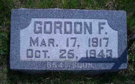 SULLIVAN, GORDON F. - Madison County, Nebraska | GORDON F. SULLIVAN - Nebraska Gravestone Photos