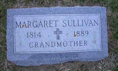 SULLIVAN, MARGARET - Madison County, Nebraska   MARGARET SULLIVAN - Nebraska Gravestone Photos