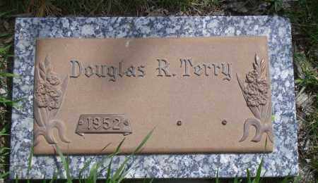 TERRY, DOUGLAS R - Madison County, Nebraska | DOUGLAS R TERRY - Nebraska Gravestone Photos
