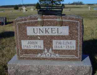 UNKEL, JOHN - Madison County, Nebraska | JOHN UNKEL - Nebraska Gravestone Photos