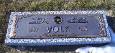 VOLK, MILDRED - Madison County, Nebraska   MILDRED VOLK - Nebraska Gravestone Photos