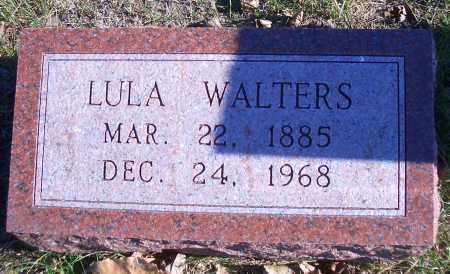 WALTERS, LULA - Madison County, Nebraska | LULA WALTERS - Nebraska Gravestone Photos