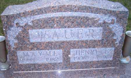 JAMES WAUER, MAYME - Madison County, Nebraska | MAYME JAMES WAUER - Nebraska Gravestone Photos