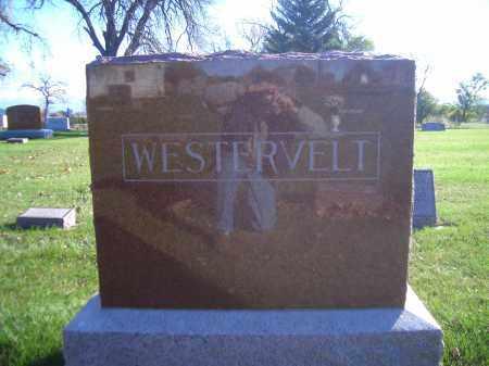 WESTERVELT, FAMILY HEADSTONE - Madison County, Nebraska | FAMILY HEADSTONE WESTERVELT - Nebraska Gravestone Photos