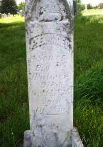 WHITWER, ALEXANDER - Madison County, Nebraska   ALEXANDER WHITWER - Nebraska Gravestone Photos