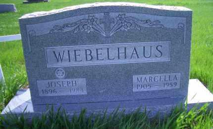 WIEBELHAUS, JOSEPH - Madison County, Nebraska | JOSEPH WIEBELHAUS - Nebraska Gravestone Photos