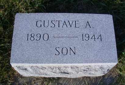 ZIMMERMAN, GUSTAVE A. - Madison County, Nebraska | GUSTAVE A. ZIMMERMAN - Nebraska Gravestone Photos