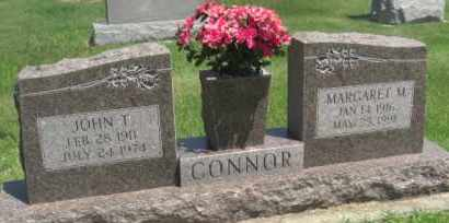 CONNOR, MARGARET`` - Merrick County, Nebraska | MARGARET`` CONNOR - Nebraska Gravestone Photos