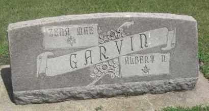 GARVIN, ZENA MAE - Merrick County, Nebraska | ZENA MAE GARVIN - Nebraska Gravestone Photos