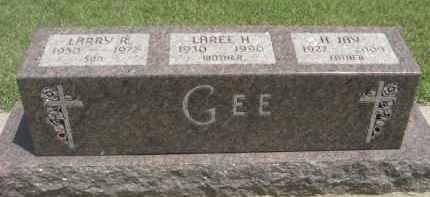 GEE, LAREE H. - Merrick County, Nebraska | LAREE H. GEE - Nebraska Gravestone Photos