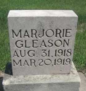 GLEASON, MARJORIE - Merrick County, Nebraska | MARJORIE GLEASON - Nebraska Gravestone Photos