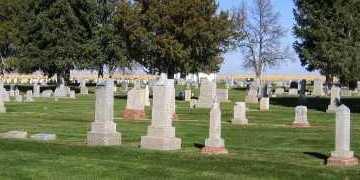 DANIELS, ECKLEY - Morrill County, Nebraska | ECKLEY DANIELS - Nebraska Gravestone Photos