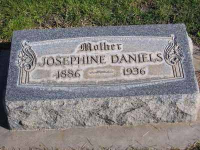 HOAG DANIELS, JOSEPHINE - Morrill County, Nebraska | JOSEPHINE HOAG DANIELS - Nebraska Gravestone Photos