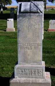DANIELS, RHODA FILURA EDNA - Morrill County, Nebraska | RHODA FILURA EDNA DANIELS - Nebraska Gravestone Photos