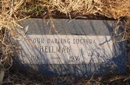 HEILMAN, LUCINDA - Morrill County, Nebraska | LUCINDA HEILMAN - Nebraska Gravestone Photos