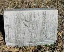 JOHNSON, J.P. - Morrill County, Nebraska | J.P. JOHNSON - Nebraska Gravestone Photos